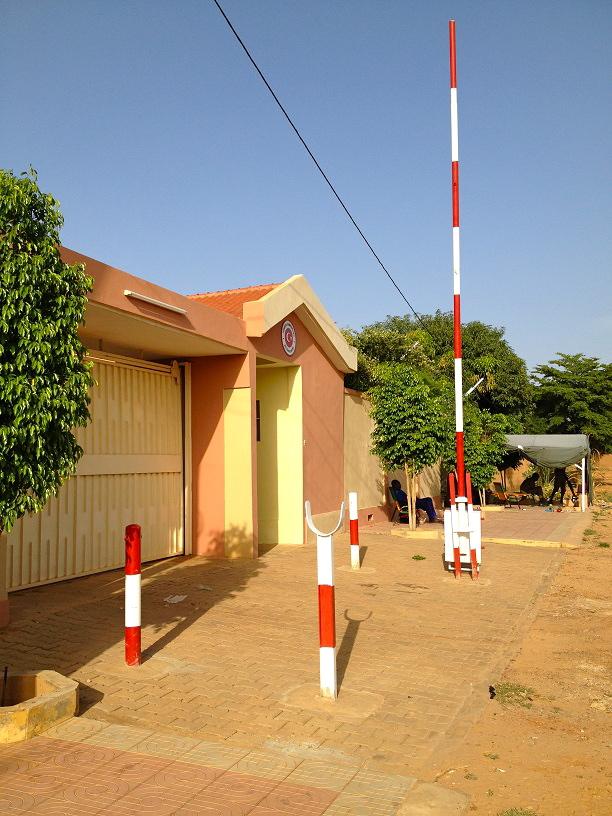 Niger Projects Cnaf Construction